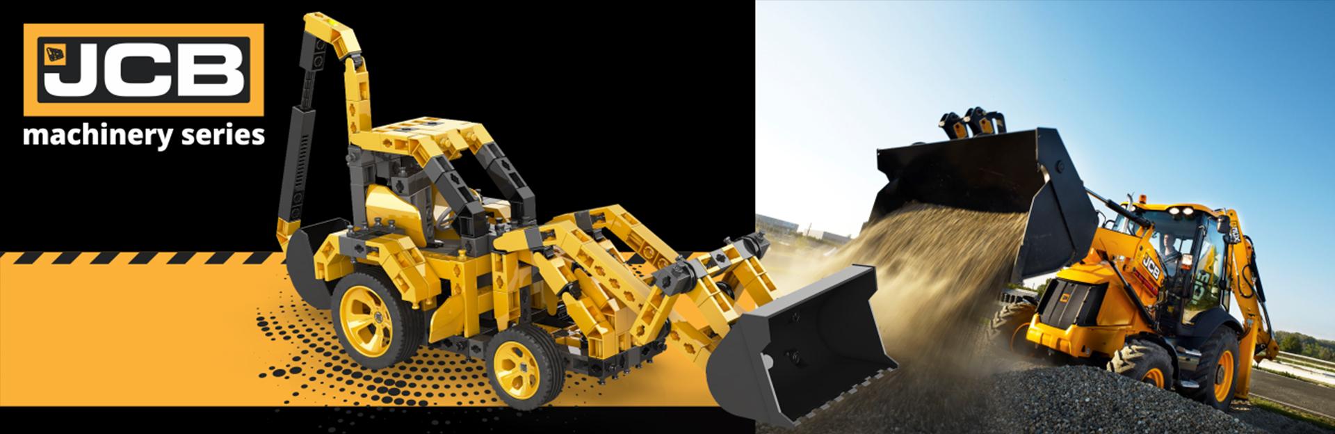 JCB Machinery Series