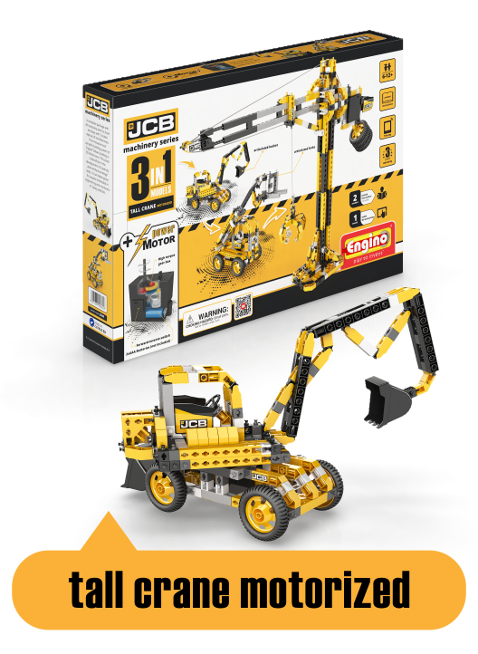 JCB Machinery Series